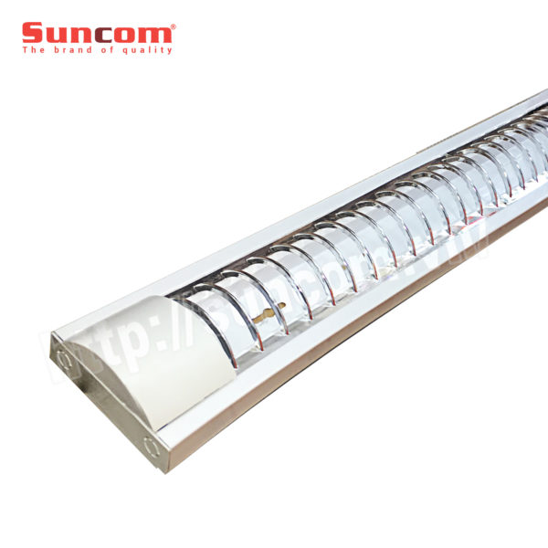 Máng tuýp LED SCM-TB026 (1250x200x70) mm